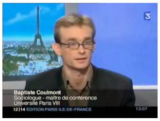 Baptiste Coulmont